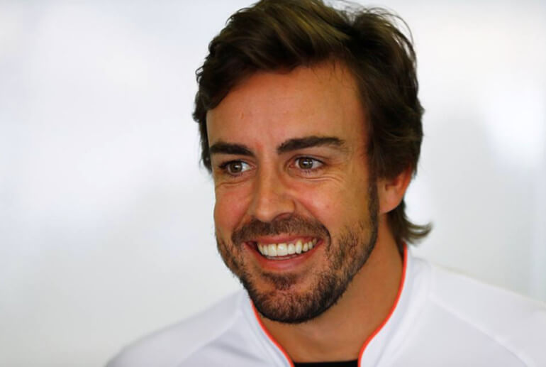 Φερνάντο Αλόνσο, οδηγός Formula 1. Γενεθλια 29 Ιουλιου 1981