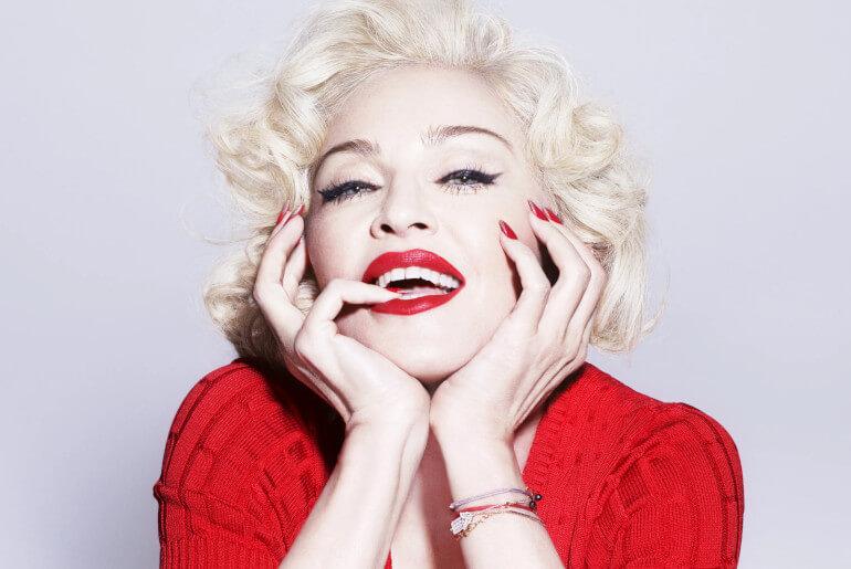 Μαντόνα, Αμερικανίδα τραγουδίστρια. Γενεθλια 16 Αυγουστου 1958