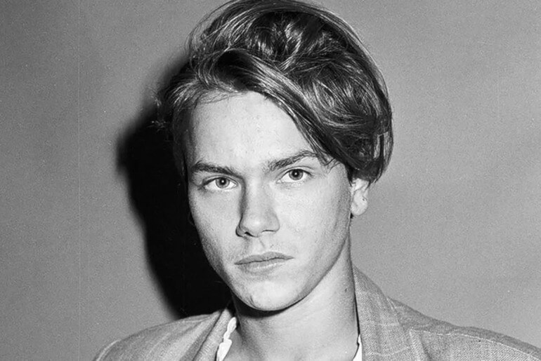 Ρίβερ Φίνιξ, Αμερικανός ηθοποιός. Γεν. 23 Αυγούστου 1970
